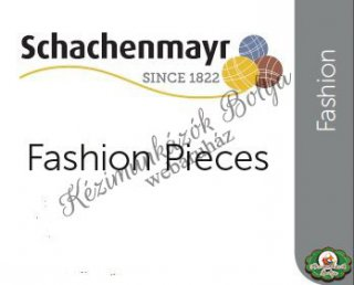 Schachenmayr Fashion Pieces kötőfonalak