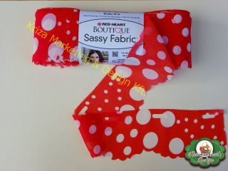 Red Heart Boutique Sassy Fabric 9934