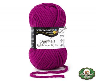 Schachenmayr Merino Super Big Mix kötőfonal 38