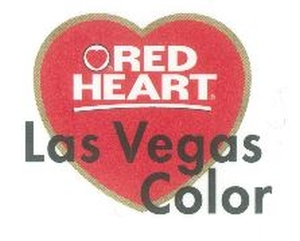 Red Heart Las Vegas Color kötőfonalak