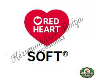 Red Heart Soft kötőfonalak