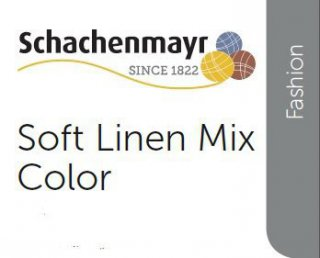 Schachenmayr Fashion Soft Linen Mix Color kötőfonalak
