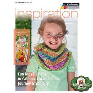 Schachenmayr Inspiration kiadvány Nr.079 - Fun Kids Design