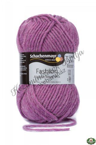 Schachenmayr Fashion Alpaca Wool Mix kötőfonal - 49