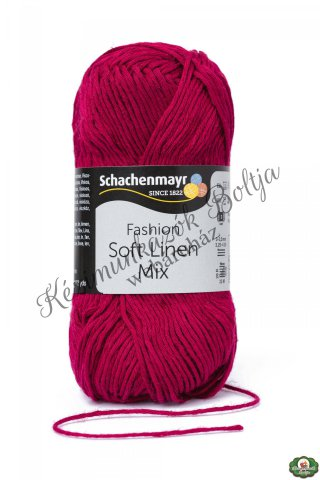 Schachenmayr Fashion Soft Linen Mix kötőfonal - 34
