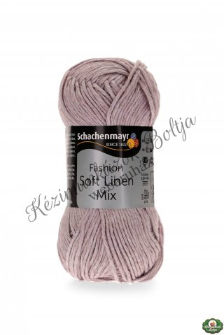 Schachenmayr Fashion Soft Linen Mix kötőfonal - 45